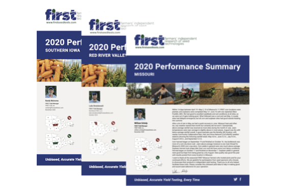 2020 Performance Summary Reports Available