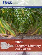 2020 Corn Grain Program Directory