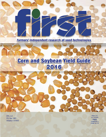 2016 Yield Guide